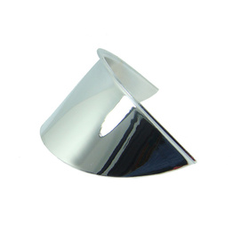 Headlamp Visor - 4 1/2""