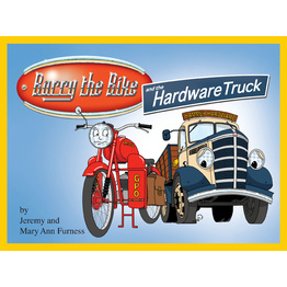 Barry the Bike and the Hardware Truck