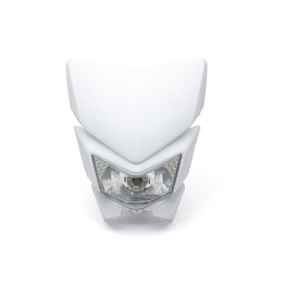 Beasty Supermoto Headlight - White