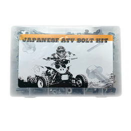 Large 260PC Japanese ATV's Bolt Kit