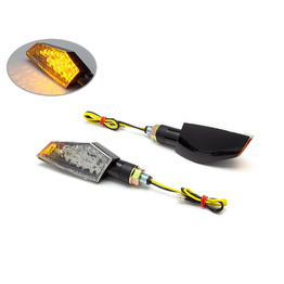 Dover Orange Tip LED Indicators - Black
