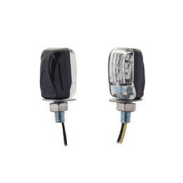 Micro LED Indicators - Black