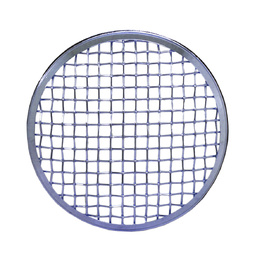 "7"" Metal Mesh Grill - Chrome"