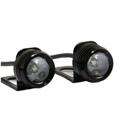 Super Bright White 3W CREE LED Mirror Mount Fog Lights