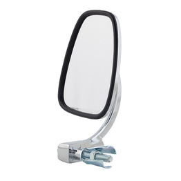 Devon Chrome Bar End Mirror