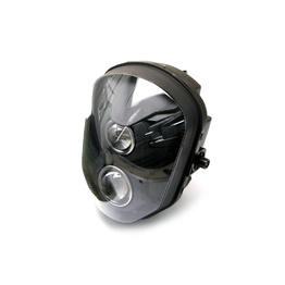 Dual Stacked Projector Headlight Mask Insert
