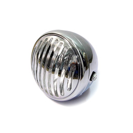Prison Grill Side Mount Headlight - Chrome