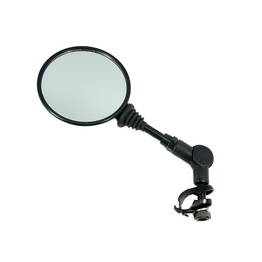 Single Round Universal Off Road Mirror