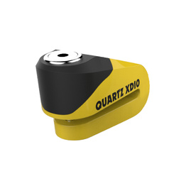 Oxford Quartz XD10 Disc Lock - Yellow/Black