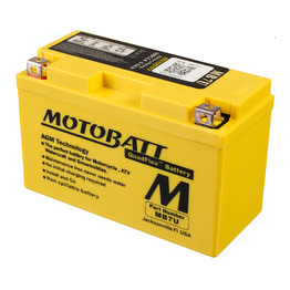 Motobatt Battery MB7U - 12V 6 Amp