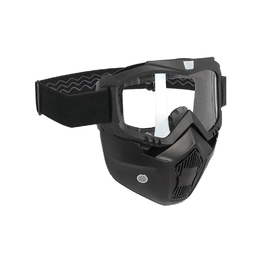 Oxford Assault Face Mask - Clear Lens