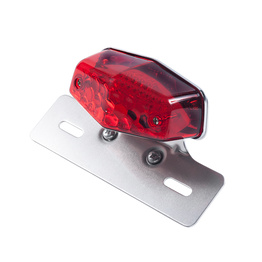 Alloy Rear Brake Light