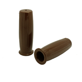 Retro Grips - Brown