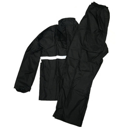 Motorcycle Rain Suit - Two Piece 3X Large