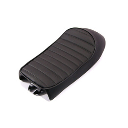 Motorcycle Seat - Cafe Racer Sportster Black