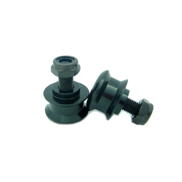 10 MM Swingarm Spool - Black