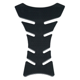 Motorcycle Tank Pad - Carbon Style Small
